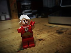 I AM . . . SNOWFLAME! (LordAllo) Tags: lego dc new guardians snowflame cocaine