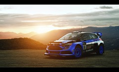 Focus (Thomas_982) Tags: gt5 cars auto ford focus wrc gt6 rally outdoor sunset gran turismo sport ps3 motorsport ps4