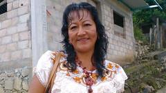 Activista presa en Chiapas pide a sus compañeros no ceder a presiones para entregar sus tierras (conectaabogados) Tags: activista ceder chiapas compañeros entregar para pide presa presiones tierras