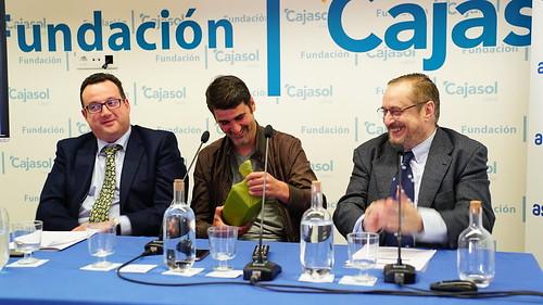 Aula de Salud sobre 'Fracturas dorsales en accidentes de tráfico' desde la Fundación Cajasol (Cádiz) (15)
