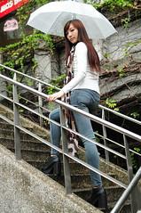喬喬1024 (Mike (JPG直出~ 這就是我的忍道XD)) Tags: 喬喬 台灣大學 d300 model beauty 外拍 portrait 2013