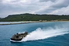 170406-N-JH293-041 (U.S. Pacific Fleet) Tags: ussgb greenbay ussgreenbay lpd20 japan sasebo bhr esg ctf76 forwarddeployed us7thfleet pacific ocean water navy ship sailors wisconsin packers vmm262 31stmeu nbu7 marines bonhommerichard bhresg patrol okinawa jpn