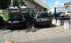 20160615_152336 (Paweł Bosky) Tags: wykroczenia kierujących warszawa śródmieście powiśle solec milicja straż miejska nic nie robią