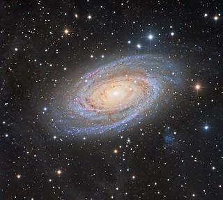 M81 Deep View