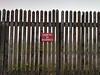 IMG_20161207_162457 (VagabonDali) Tags: fence recinzione cartello sign divieto fog nebbia romagna forlì aeroporto nulla bianco airport silence silenzio solitudine solitude