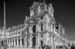 Paris 2014 (8) (José M. Arboleda) Tags: blancoynegro monocromático arte arquitectura museo louvre muséedulouvre paris francia eos 5d markiii tse24mmf35l jose arboleda josémarboledac