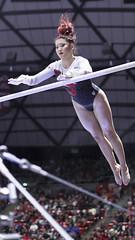 gymnastics014 (Ayers Photo) Tags: sports canon utahutes utah utes red redrocks gymnastics barefoot bare foot feet toes toe barefeet woman women