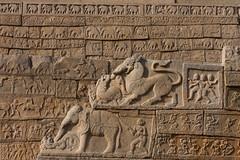 Mahanavami Dibba Hampi (JohnMawer) Tags: hampi karnataka india in vijayanagaraempire royalenclosure relief
