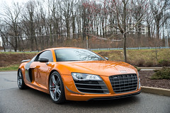 Samoa Orange (JPA Photographs) Tags: audi r8 r8gt gt fast v10 german horsepower exotic car jpaphotography nikon d610