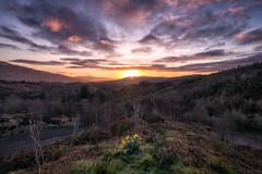 Lonely as a Cloud (J McSporran) Tags: scotland trossachs lochlomondandtrossachsnationalpark dukespass sunrise landscape canon6d ef1635mmf4lisusm