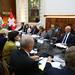 Presidente Kuczynski recibió en Visita Oficial a su homóloga de Suiza, Doris Leuthard