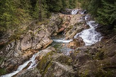 Weeks (writing with light 2422 [not pro}) Tags: weeksfalls washingtonstate waterfall snoqualmieriver rocks landscape richborder sonya77 sigma1020mm