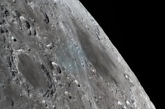 Endymion (manuel.huss) Tags: moon crater surface detail space telescope astronomy geology astrophotography zoom lunar endymion humboldtianum sky night