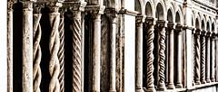 Roma / Rome; San Giovanni (drasphotography) Tags: roma rome rom san giovanni in laterano column säule architecture architektur drasphotography nikon nikkor nikkor2470mmf28 church kirche italy italia italien monastery cloister chiostro geometric geometry linien lines