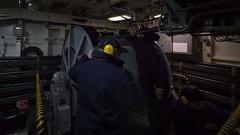 170426-N-HV059-031 (CNE CNA C6F) Tags: ussleytegulfcg55 sailors navy usnavy sensor sonar asw