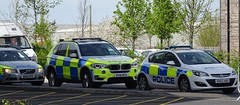 Bedfordshire Police (999 Response) Tags: bedfordshire police the queen duke edinburgh officially opened priory view dunstable beds ou62hao bch road policing oy16kfu firearms unit ou12evv
