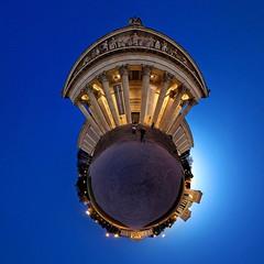 staatl.Antikensammlung_LP (denzthomas) Tags: staatlicheantikensammlung münchen munich königsplatz kugelpanorama blauestunde