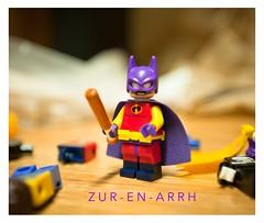 [DC] Crazy Steve? (| Jonathan |) Tags: hobo cart shopping morrison grant arrh en zur zurenarrh of batman comics dc lego