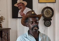 Tobacco (ro6226) Tags: nikon nst cuba viaggio travel havana habana avana tropicana