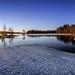 Good morning (Kari Siren) Tags: morning sunrise lake spring water ice isle karijärvi kouvola jaala finland samyang 8mm fisheye sony nex3