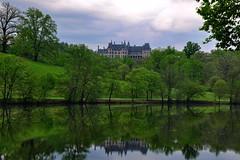Biltmore Estate (Rusty4344) Tags: green sky outdoors outdoor nikon nikond90 water northcarolina biltmore lake