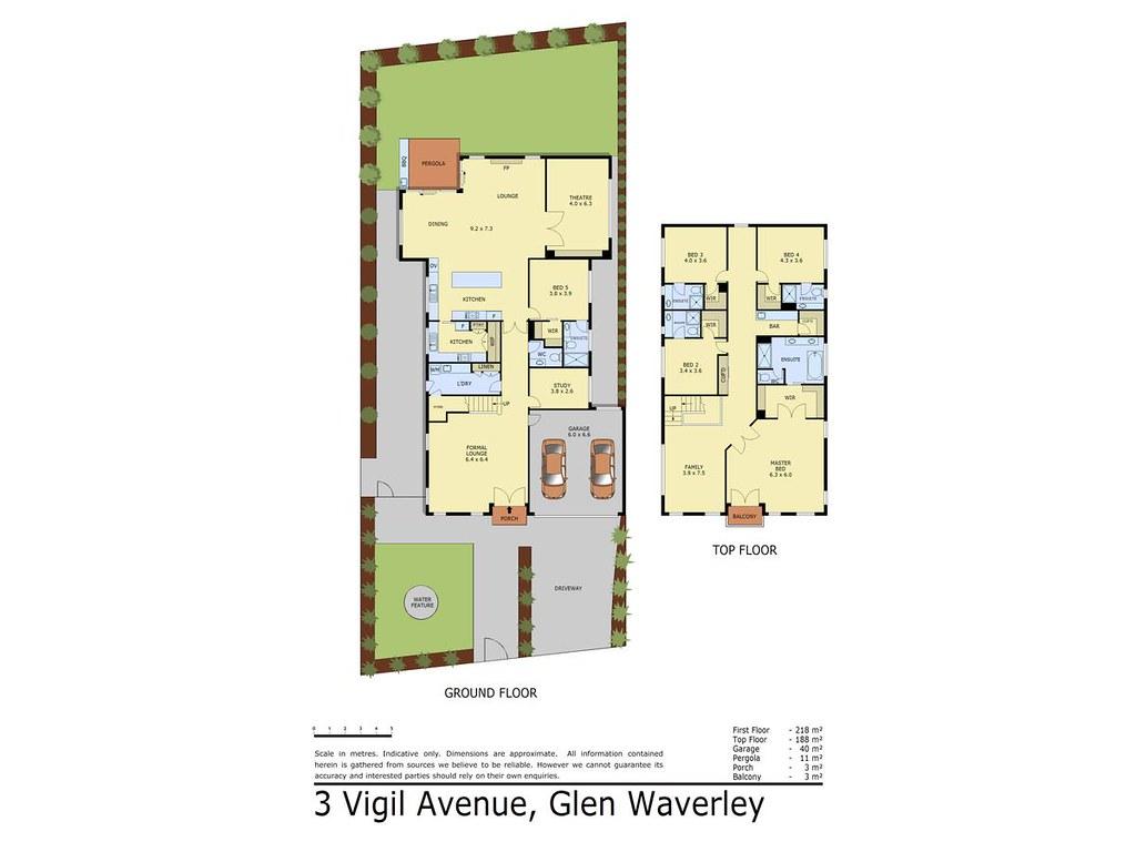 3 Vigil Avenue floorplan