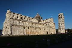 Cattedrale di Pisa / Pisa Cathedral and Leaning Tower (mattk1979) Tags: pisa italy piazzadelduomo leaningtower torre buildings