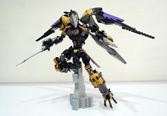 karas07 (chubbybots) Tags: lego mech bionicle herofactory chima