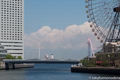 (takafumionodera) Tags: cloud japan minatomirai pentax q7 sky yokohama みなとみらい 横浜 空 雲