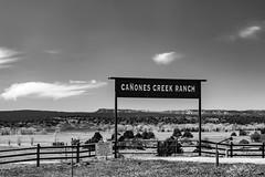 Cañones Creek Ranch (California Pete) Tags: losojos newmexico unitedstates us