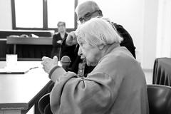 BUON 25 APRILE (Maria Grazia Marrulli) Tags: explore 25aprile2017 lottapartigiana ladonnanellaresistenza partigiana lidiamenapace donna woman famme intervista raccontare coraggio dsc03369 biancoenero bn ritratto mani imieiluoghi pulsano taranto puglia italia