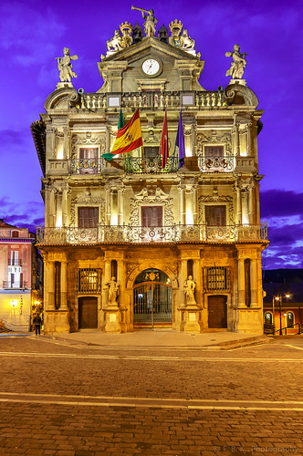 City Hall of Pamplona