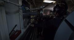 170426-N-HV059-025 (CNE CNA C6F) Tags: ussleytegulfcg55 sailors navy usnavy sensor sonar asw