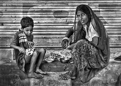 Street Portrait - I am aware that I am less than some people prefer me to be, but most people are unaware that I am so much more than what they see. (Louay Henry) Tags: nikon nikond610 d610 streetphotography streetlife streetcandid candidportrait streetportraiture portrait streetportrait portraiture blackandwhite blackwhite monochrome poor india poorchild outdoor urban lifeishard hardlife strangers character face people human tamron tamron2470mm nikonportrait