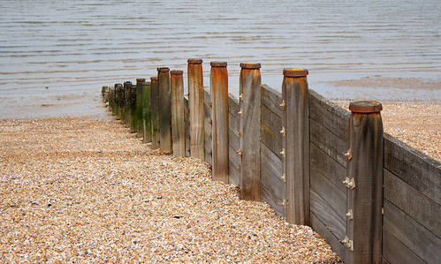 Beach in Whitstable