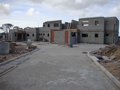 Pine Creek Village phase 1 second floor being built (Capeco SA) Tags: africa pine creek port drive elizabeth village south ascot row circular capeco wonderwonings