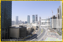 City Center Doha Qatar Aerial View ID#RTB5661  ROMMELBANGIT (ROMMEL BANGIT) Tags: skyline architecture archive documentary editorial historical doha qatar qat verical commercialcenter citycenterdoha rommelbangit aerialshoot rightsmanage