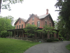 Rutherford B. Hayes home Fremont Ohio (BruceandLetty) Tags: b ohio home president fremont hayes rutherford