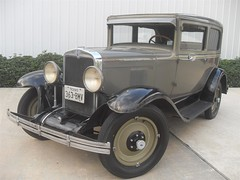 29ChevyModelAC_0k_poster (Monaco Luxury) Tags: original barn 5 pass international chevy drives runs ac coupe find completely 1929