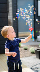 We need bubbles, lots of bubbles (Jens Sderblom) Tags: boy portrait barn child sweden outdoor bubbles sverige tor 70200 soapbubbles sommar d800 pojke nikon70200 skndal spbubblor