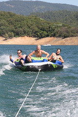 lake_oroville_june13 (40) (KrystianaBrzuza) Tags: summer lake houseboat boating pontoon oroville onthewater lakeoroville