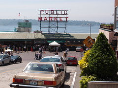 Pike Place Market, Seattle (Dlp-o-Rama) Tags: seattle usa washington pikeplacemarket westcoast