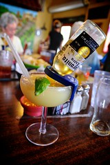 Beerita (tyle_r) Tags: food june texas mexican drinks springbranch 2013 beerita sandrascantinagrill