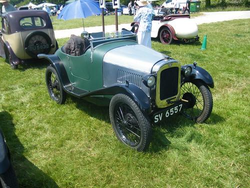 E- - 1927 Austin Seven Gordon England Cup