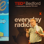 "TEDx-Bedford-dan-thompson-01 <a style=""margin-left:10px; font-size:0.8em;"" href=""http://www.flickr.com/photos/98708669@N06/9254844123/"" target=""_blank"">@flickr</a>"