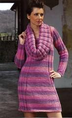 Susanna_2007-02h (Homair) Tags: wool dress fuzzy robe susanna cowlneck