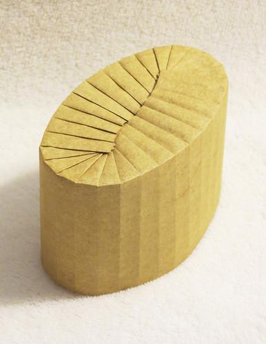 Test fold: Oval
