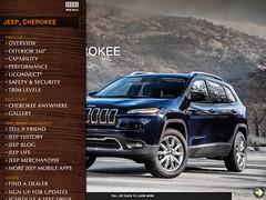 Jeep Cherokee App for iOS (sdpitbull) Tags: jeep cherokee ios app 2014