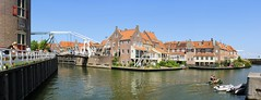 Dutch town Enkhuizen a storehouse of history (B