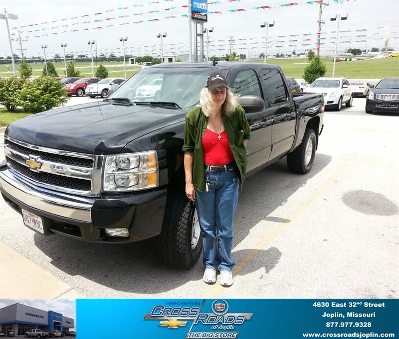 Thank You To Triss Proctor On The 2007 Chevrolet Silverado 1500 From Justin  Mcclure And Everyone